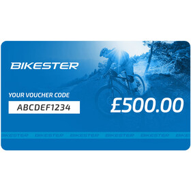 Bikester Gift Certificate £500